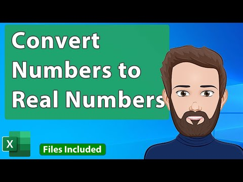 4 Easy Ways in Excel to Convert Numbers Stored as Text to Numbers - Workbook Included