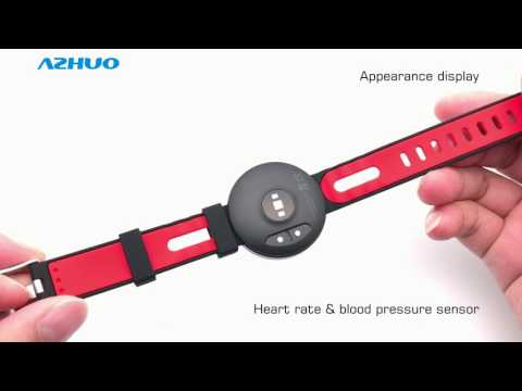 DM58 Smart Band Heart Rate Blood Pressure Watch