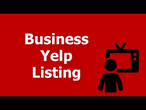 Yelp for Business: How to Claim a Business on Yelp