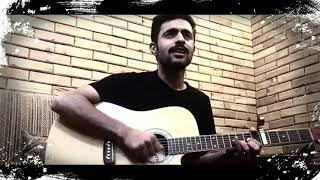 Baarishein | Atif Aslam | Acoustic Cover by Wajid Layaq