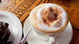 How to make a very tasty coffee  बहुत स्वादिस्ट कॉफ़ी कैसे बनाये