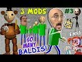 Download Video Download BALDI's BASICS of FNAF EDUCATION & CLONING MOD + I'M BALDI vs. Principal (FGTEEV Cheat Escape #3) 3GP MP4 FLV