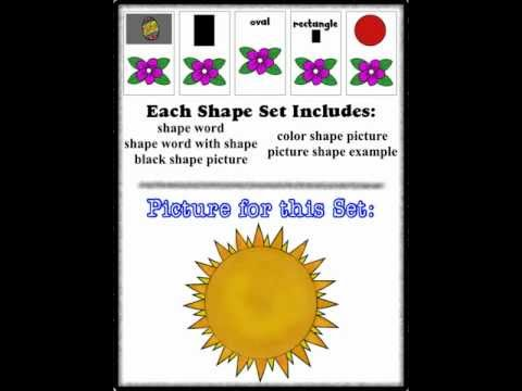 Sunshine Theme for Preschool - Easy Printables and Worksheets at the Dollar Store.wmv