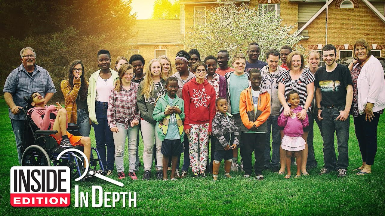 Why This Couple With 38 Kids Won't Stop Adopting Children