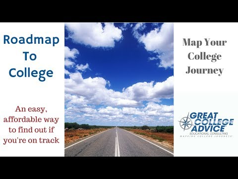 The Roadmap to College - Affordable College Admissions Advice for Everyone