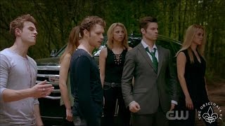 """The Originals 4x02 Klaus offers peace with Marcel """"You were never a Mikaelson. Get over it!"""""""