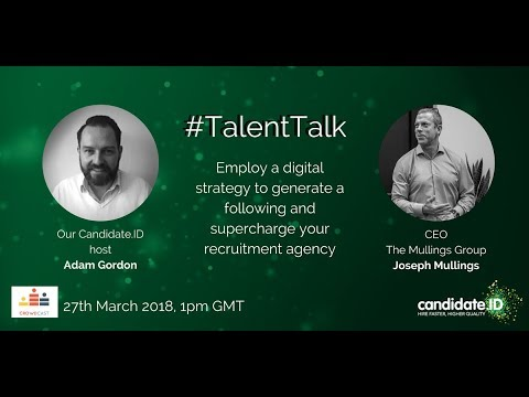 Employ a digital strategy to generate a following and supercharge your recruitment agency