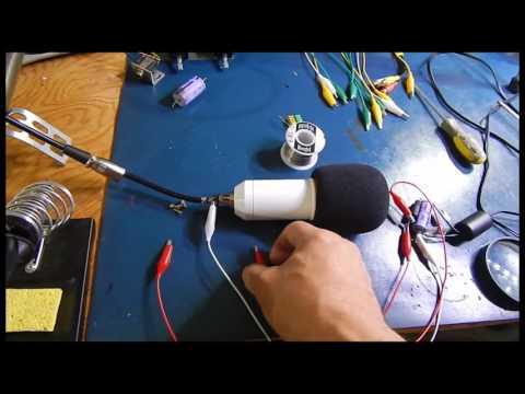 Phantom Power Supply 48V part 1 *test*