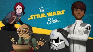 Battlefront II Beta News, Behind the Scenes of Forces of Destiny, and More!