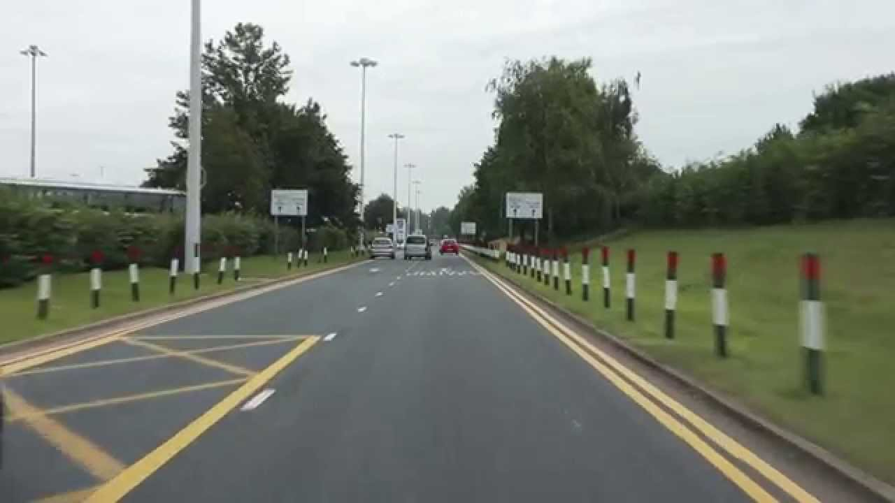 Directions to London Stansted Airport Short Stay Car Park (Orange Zone)