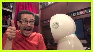 Jibo Robot: First Look!