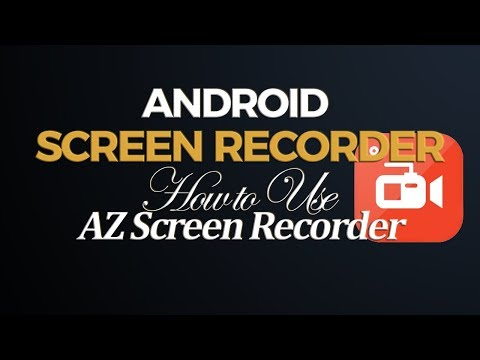 How to record Your Android Phone Screen - No root required
