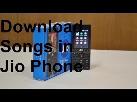 [Hindi-हिन्दी] How Download Songs in Jio Phone