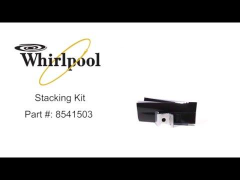 Whirlpool Stacking Kit Part #: 8541503