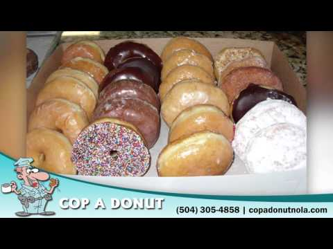 Cop A Donut | Bakery in Kenner