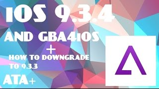 NEW Install GBA4iOS NDS4iOS & PSP FREE iOS 12 - 12 3 1 / 11 / 10 NO