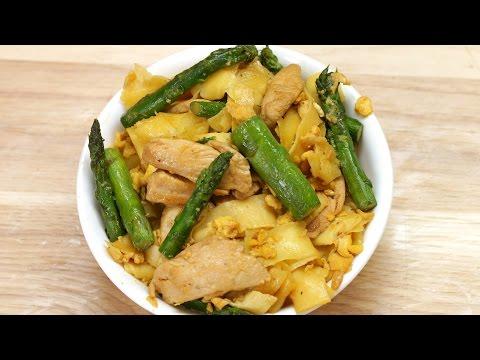 Chicken & Egg Stir-Fry Noodles
