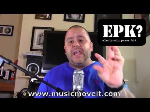 Electronic Press Kits---Music Business 101