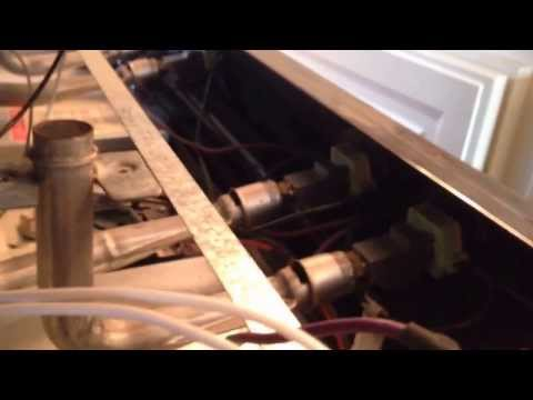 DIY - How to Repair AMANA RANAGE TOP when Ignitors will not Spark