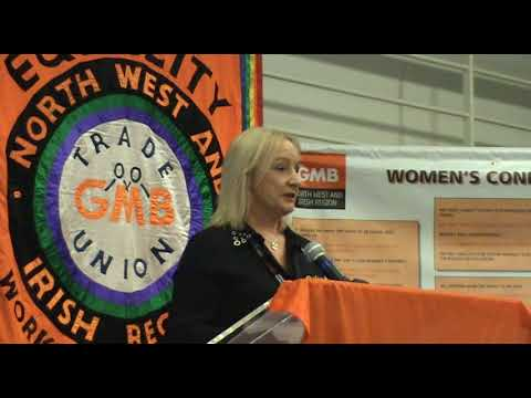 Denise Walker, GMB NI, Abortion a workplace issue