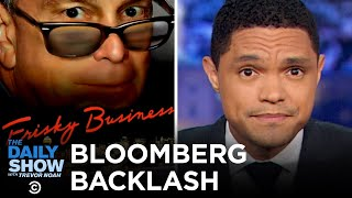 Bloomberg Battles Trump and His Stop-and-Frisk Past   The Daily Show