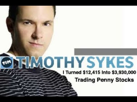 How To Trade Penny Stocks Step By Step With Timothy Sykes