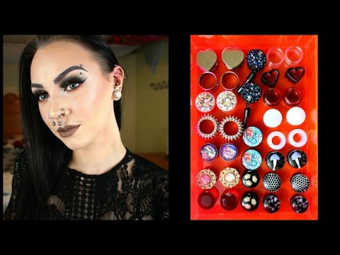 My Plug and Body Jewelry Collection!