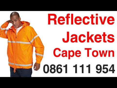 Reflective Jackets Suppliers in Cape Town - 0861 111 954