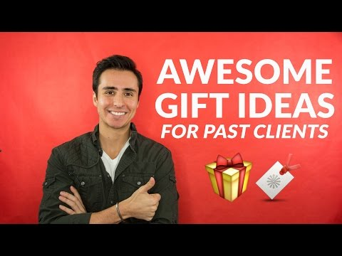 Gift Ideas For Past Clients In Real Estate 🎁