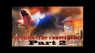 Godzilla:The convergence part 2- Attack on Portland: full film (animation)