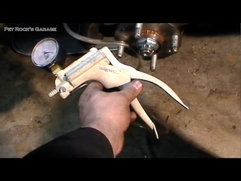 How To Quickly Flush & Bleed Brakes By Yourself