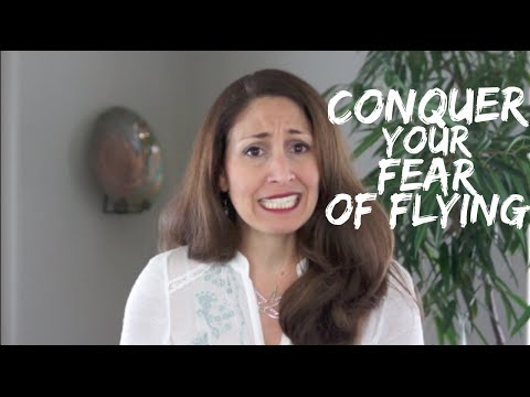 Afraid to Fly in an Airplane? How To Conquer Your Fear of Flying