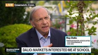 Ray Dalio on Evergrande, China, Bitcoin and the Fed