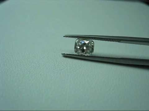 H VS1 1.01 CT GIA CERTIFIED Radiant CUT NATURAL LOOSE DIAMOND