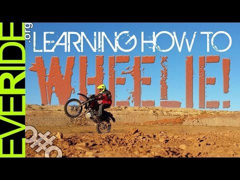 Post Your Tips for Standing Motorcycle Wheelies! o#o