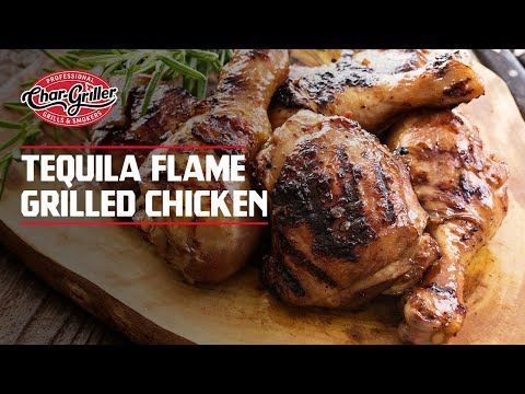 Char-Griller Flame Grilled Chicken