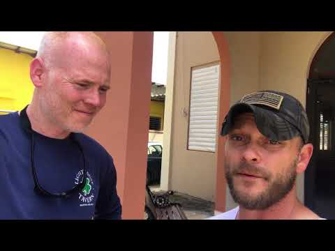 U.S. Veterans helping the people of Puerto Rico - 10/15/17