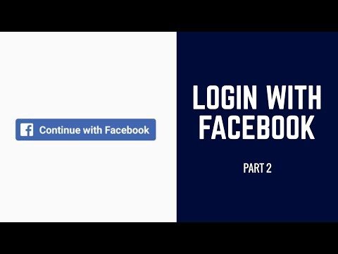 Login with Facebook  |  PART 2 (Android Tutorials)