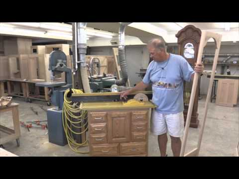 Sommerfeld's Tools for Wood - Grandfather Clocks Made Easy with Marc Sommerfeld - Part 2