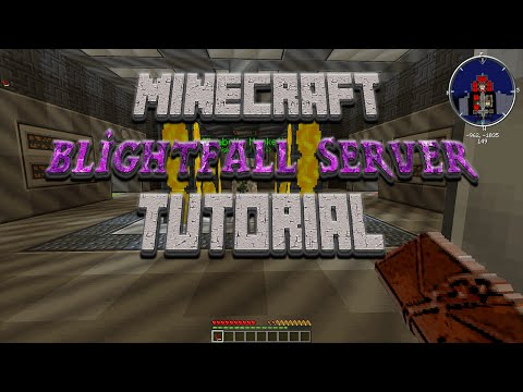 How to install a blightfall server tutorial technic launcher