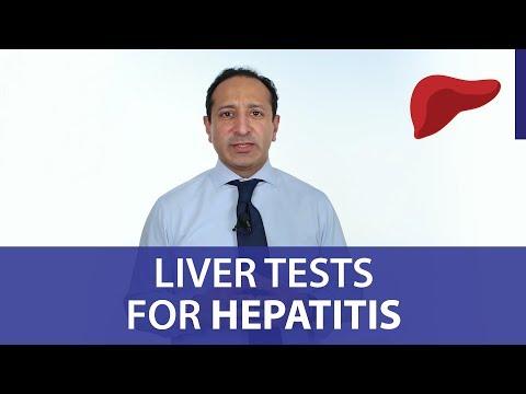 Liver Tests for Hepatitis