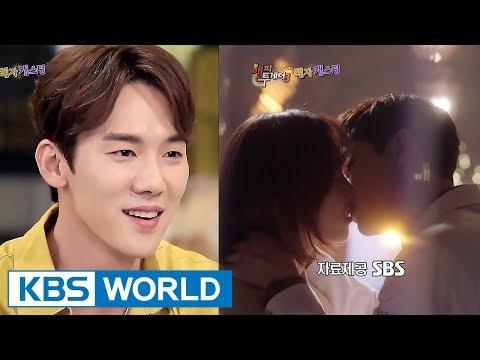 'Kiss master' Yoo YeonSeok gives tips for kissing! [Happy Together / 2017.09.14]