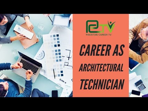 Career as DAE Architectural Technician