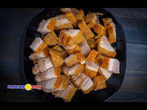 Super Crispy Lechon Kawali