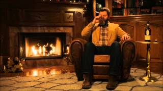 [10 HOURS] Ron Swanson Drinking Lagavulin by fire