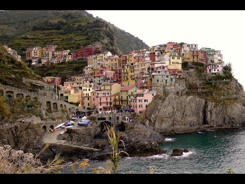 CINQUE TERRE BY FERRY FROM LA SPEZIA
