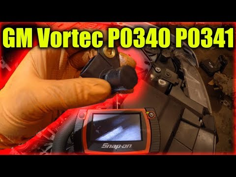 GM Vortec P0340 P0341