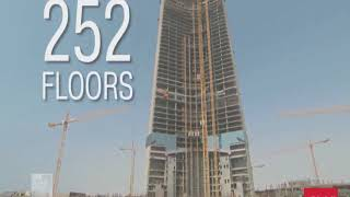 Jeddah Tower on CNN