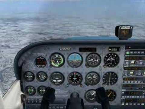 Microsoft Flight Simulator X | C172SP | ILS Tutorial