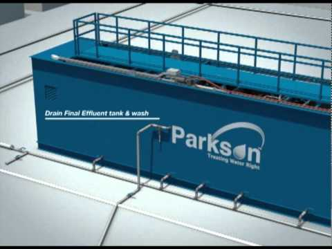 PARKSON MBBR - Operation and Maintenance